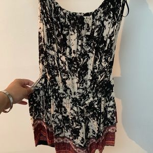 Angie Romper size small